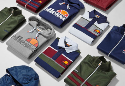 ellesse Heritage South Africa Italian Sportswear fashion