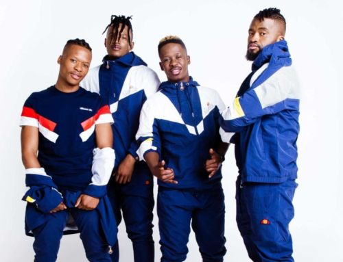 Welcome to the ellesse Family Soweto's Finest