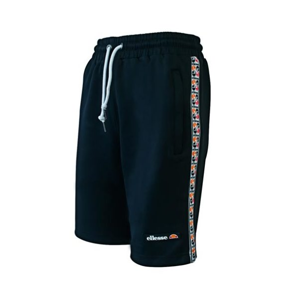 ellesse Heritage Big Logo Short Black ELL595B