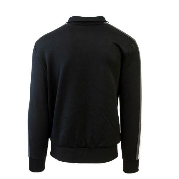 ellesse Heritage Panel Track Jacket Black ELL620BB V4