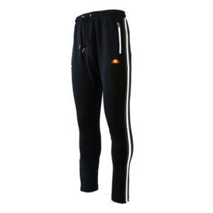 ellesse Heritage Panel Trackpants Black ELL599B