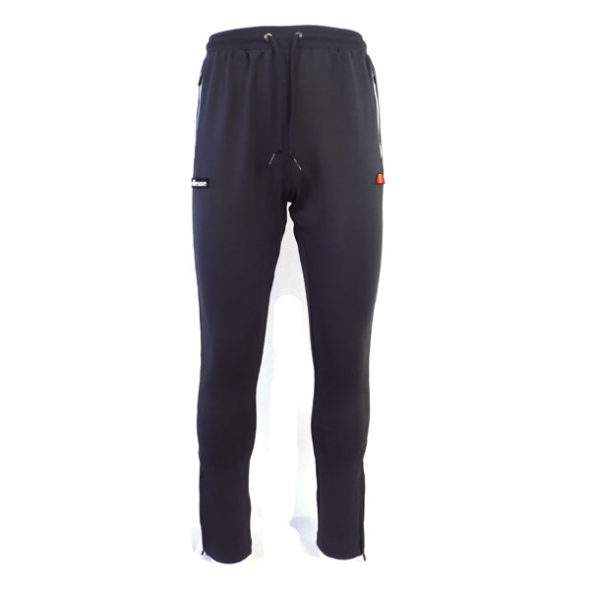 ellesse Heritage Panel Trackpants Charcoal ELL599CH V2