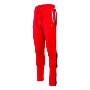 ellesse Heritage Panel Trackpants Red ELL599R