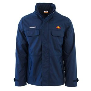 ellesse Heritage Rain Jacket Dress Blue ELL612DB