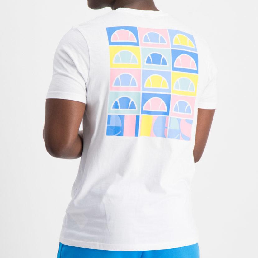 ellesse Fondato T-shirt White