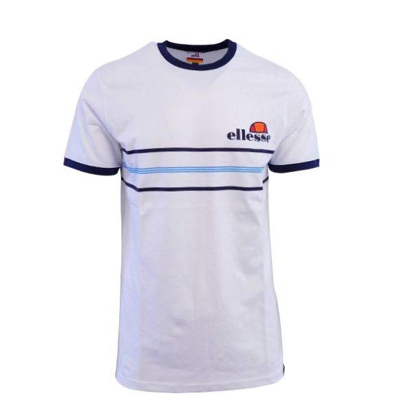 ellesse-Heritage-Ringer-T-Shirt-White-ELL703W