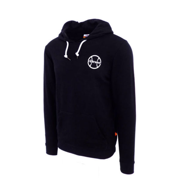 ellesse-Heritage-Hooded-Tennis-Ball-Logo-Fleece-Black-ELL619B-V2