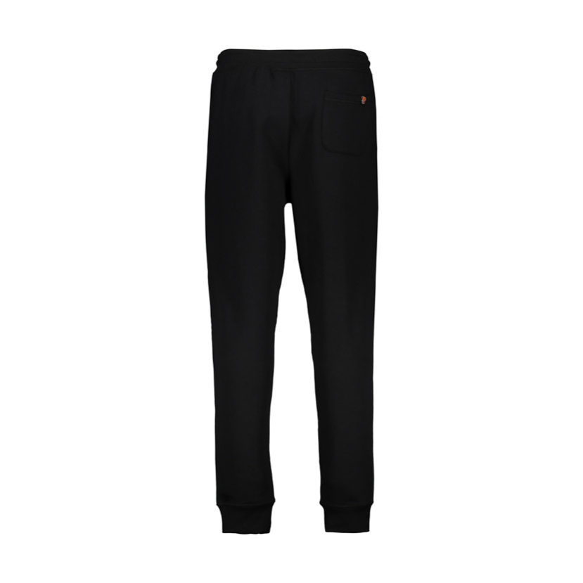 ELL598B ellesse Tennis Ball Logo Trackpant Black ELW19-535B