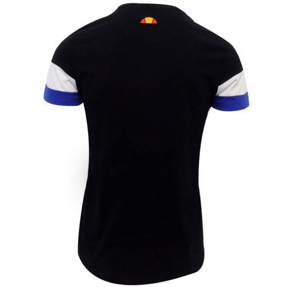 ellesse-Heritage-Chevron-Colourblock-T-Shirt-Black-Blue-ELL534B-V3