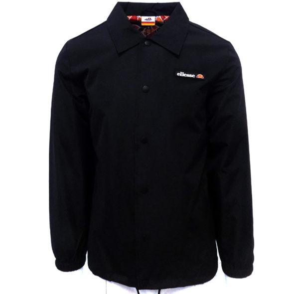 ellesse-Heritage-Coached-Jacket-Black-ELL614B