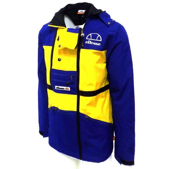 ellesse-Heritage-Colourblock-Ski-Jacket-Blue-Lemon-ELL713BL-V2