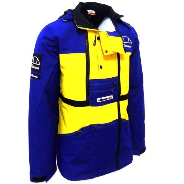 ellesse-Heritage-Colourblock-Ski-Jacket-Blue-Lemon-ELL713BL-V3