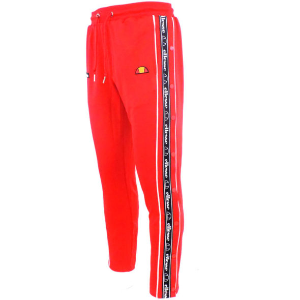 ellesse-Heritage-Taped-Button-Tracksuit-Pants-Red-ELL645R