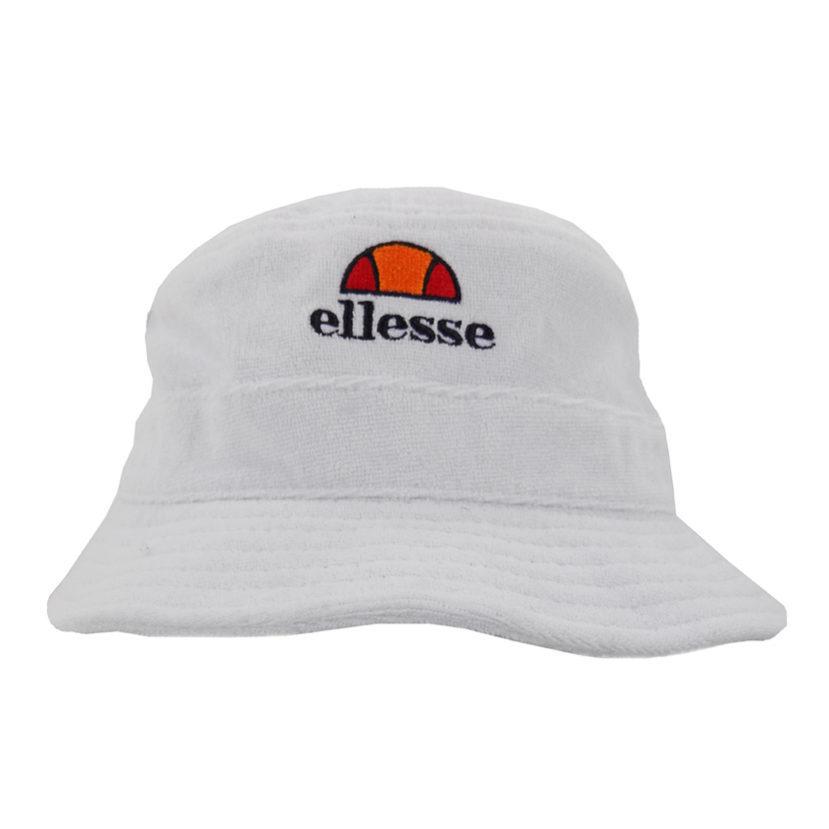 ELL317W-ELLESSE-TOWELLING-BUCKET-HAT-WHITE-ELS16-037C