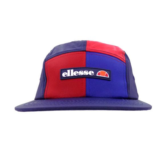 ELL426DB-ELLESSE-SPLIT-PANEL-COLOURBLOCK-CAP-DRSBLU-EW18-404C
