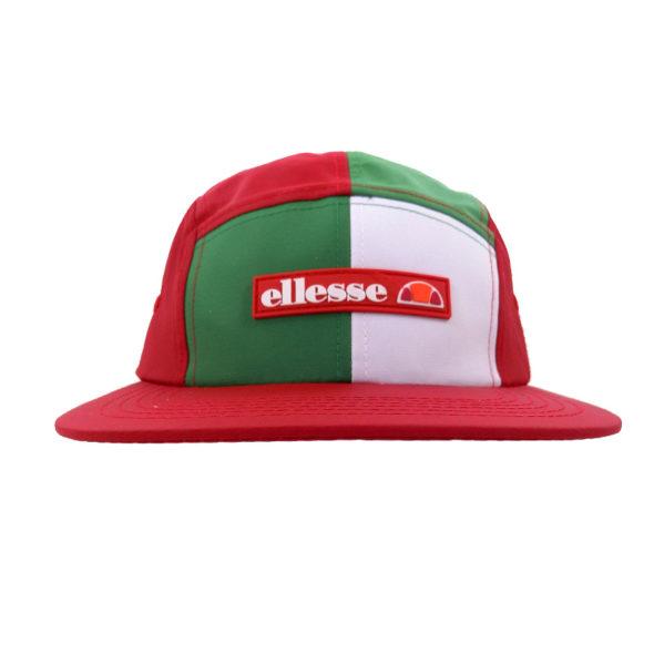 ELL426WG-ELLESSE-SPLIT-PANEL-CLOURBLOCK-CAP-WHITE-GREEN-ELW18-404C