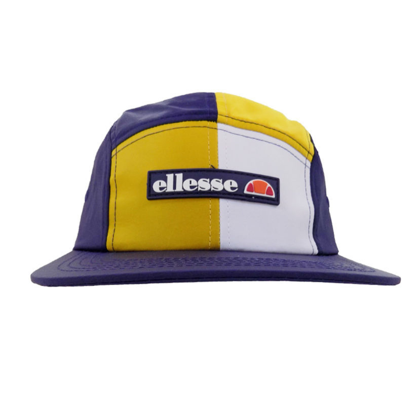 ELL426WM-ELLESSE-SPLIT-PANEL-COLOUR-BLACK-CAP-ELW18-404C