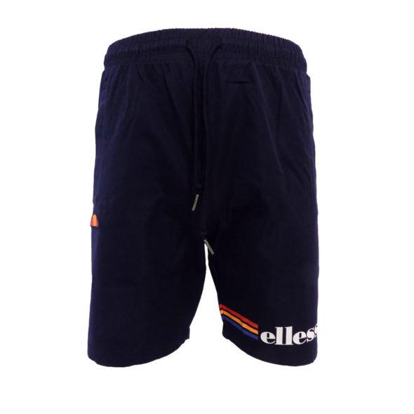 ELL757DB-ELLESSE-BASIC-NYLON-SHORT-DRESS-BLUE-ELS19-634B
