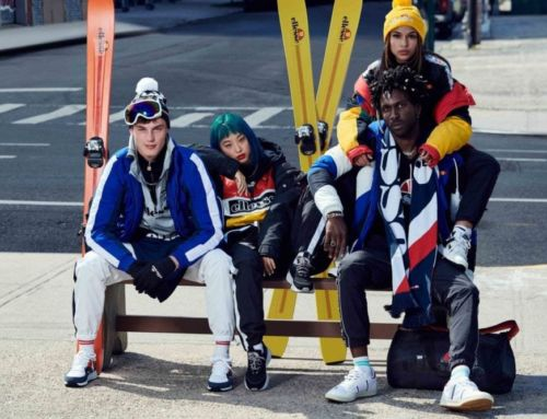 Italian Sports Fashion Raise Your Game With Our ellesse 'FOR THE WIN' Campaign
