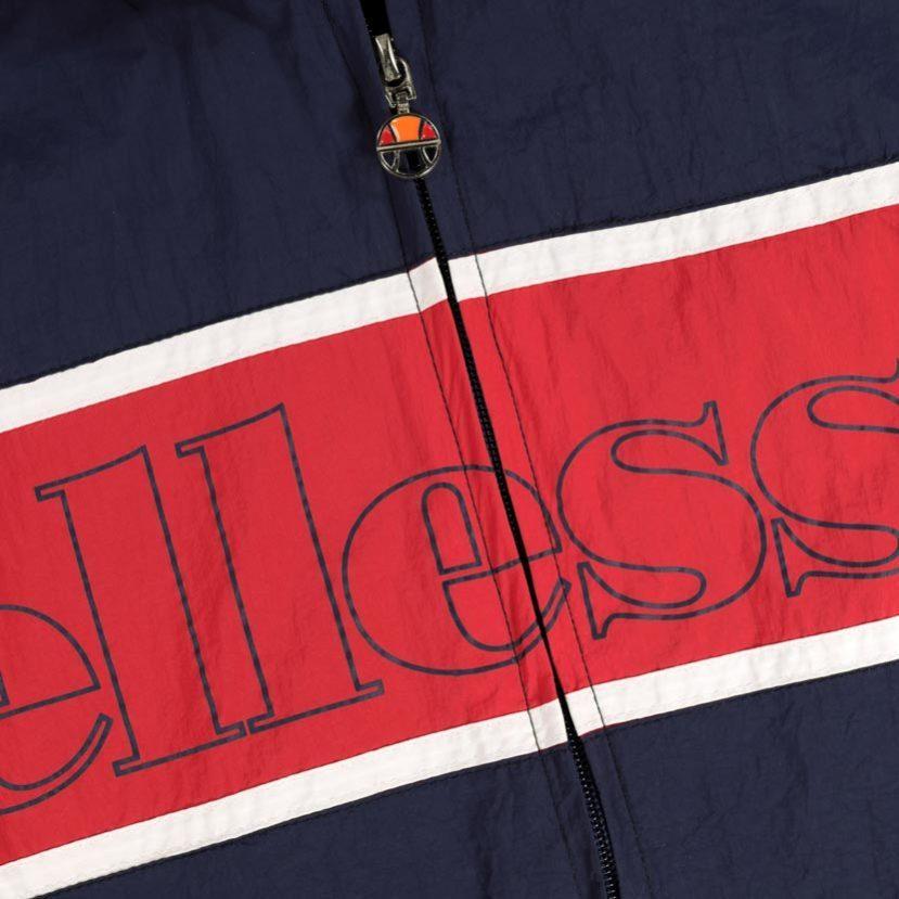 ELL635DB ellesse Tracksuit Dress Blue Red ELW19545D