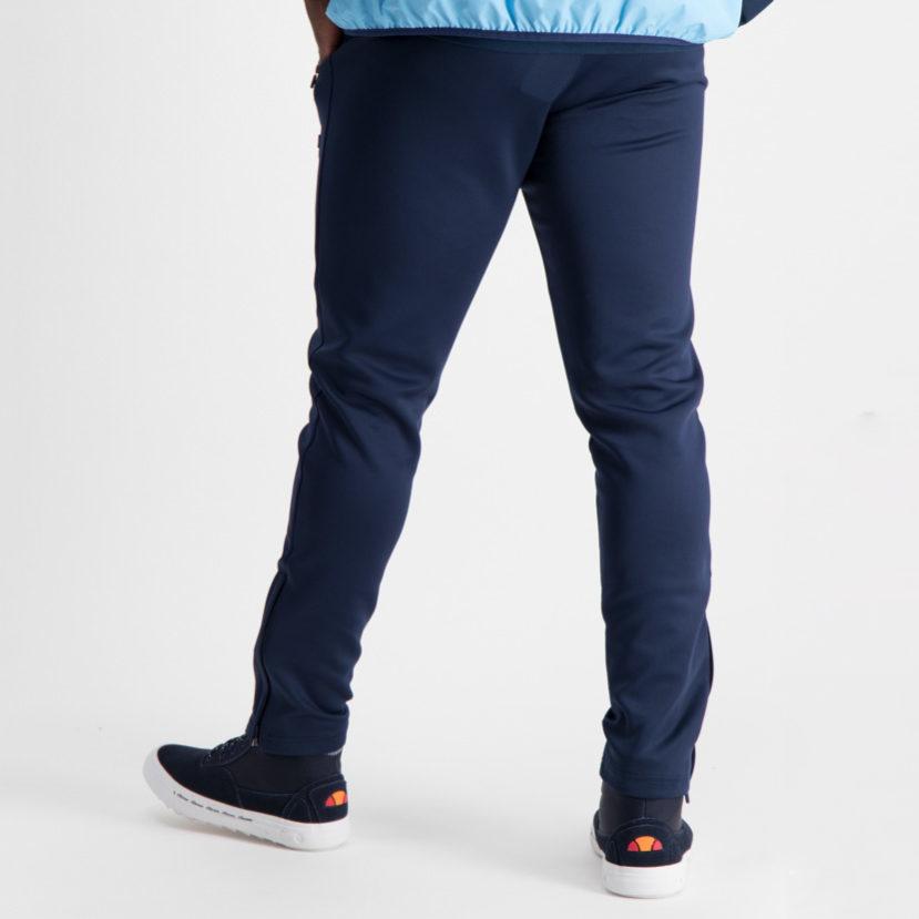 ellesse Track Pants Dress Blue