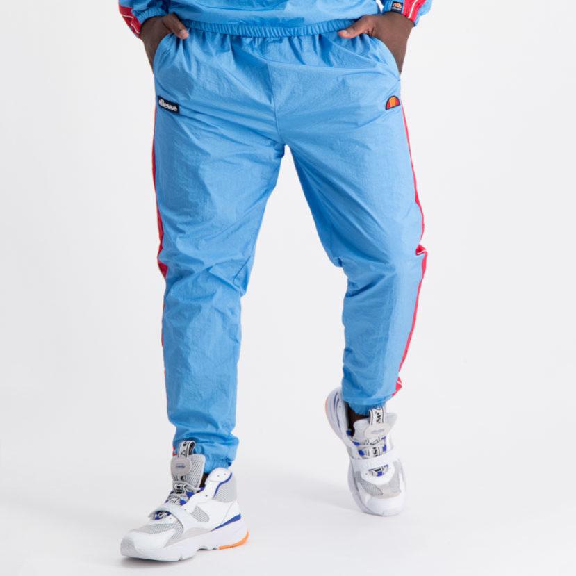 ELL698LB ellesse Woven Track Pants Light Blue SHA06411