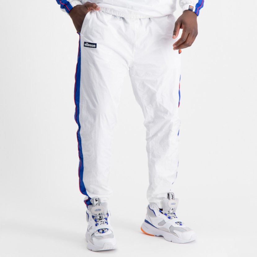 ellesse Woven Track Pants White