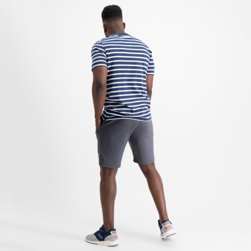 ELL705CH ellesse Basic Tricot Shorts Charcoal ELS19-637B