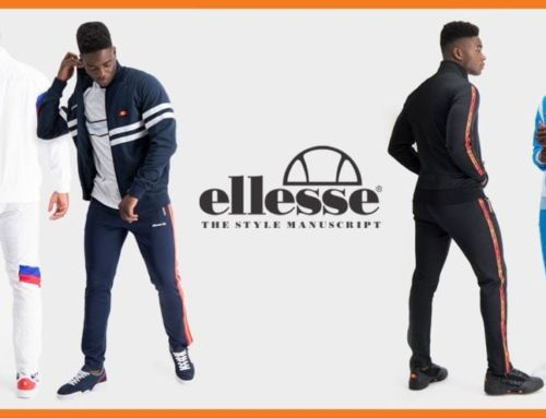 ellesse Style Manuscript: Back to the 80's with the ellesse Archive Collection