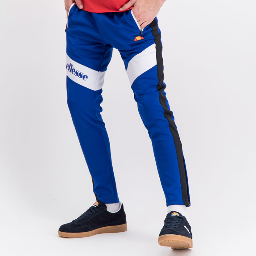 ELL759BB ellesse Colourblock Pants Bold Blue ELS19-626B