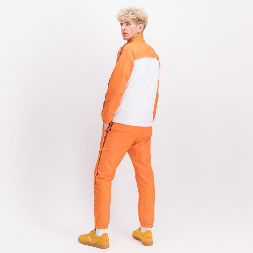 ELL760O ellesse Ombre Detail Pants Orange ELS19-752B