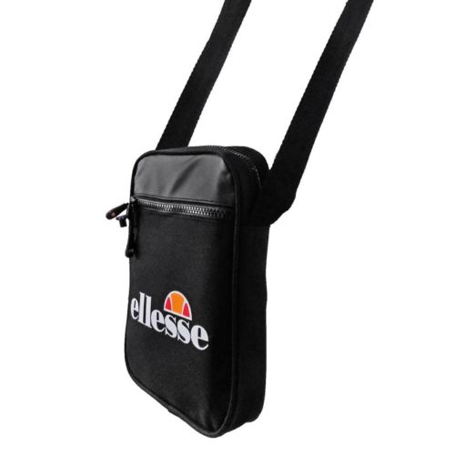 ELL954B ELLESSE SLING BAG BLACK MONO ELW20 015C V2