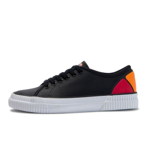 ellesse tropea leather womens black ell932lb 596