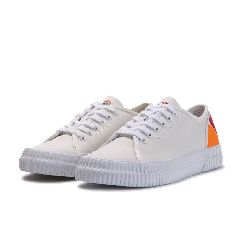 ellesse tropea leather womens white ell932lw bcc