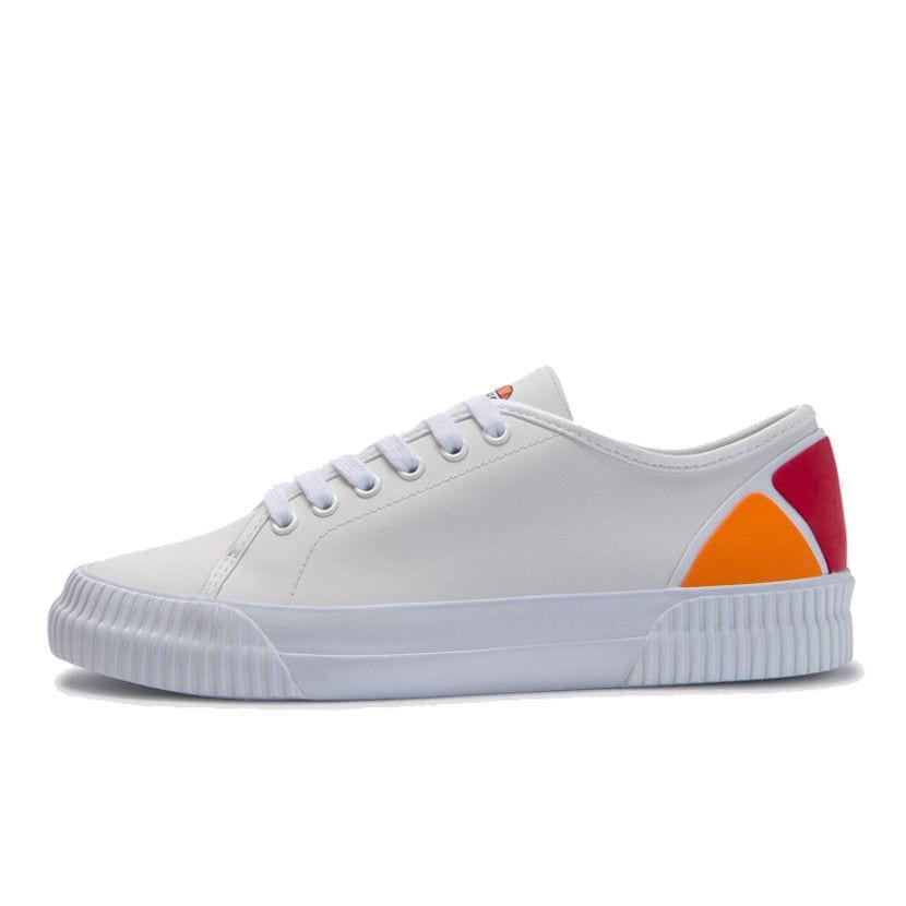 ellesse tropea leather womens white ell932lw c39