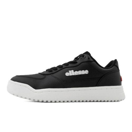 ellesse varesse leather mens black off white ell931b da2