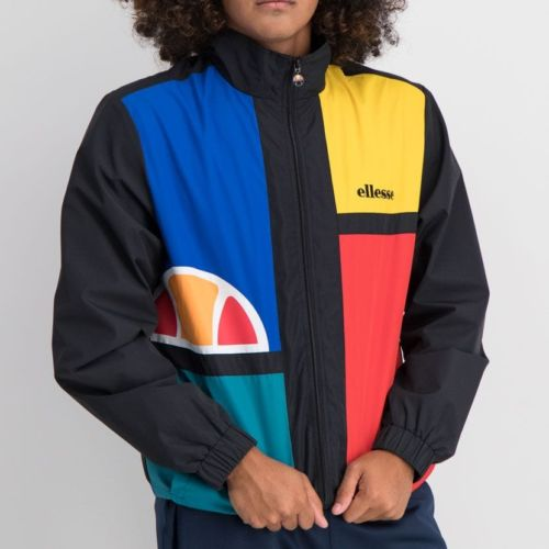 ELL849DB ELLESSE COLOUR BLOCK FASHION JACKET ELW20 046A 6
