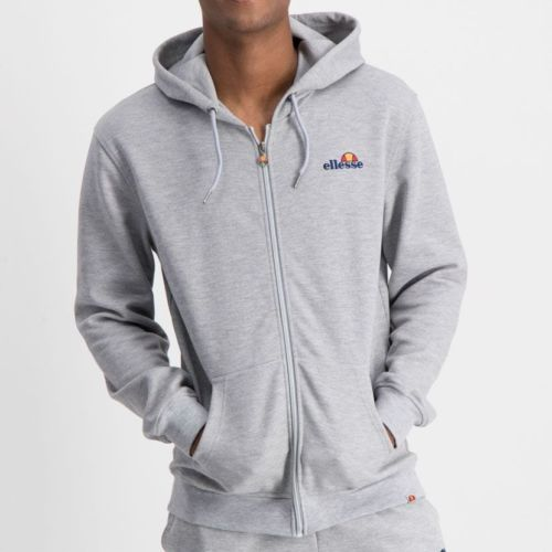 ELL864G ZIP UP HOODY SMALL CHEST EMBROIDERY ELW20 003A 31