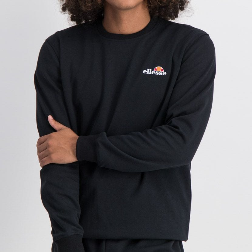 ELL865B ELLESSE SWEAT TOP SMALL CHEST EMBROIDERY ELW20 005A 4