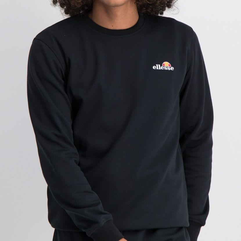 ELL865B ELLESSE SWEAT TOP SMALL CHEST EMBROIDERY ELW20 005A 5