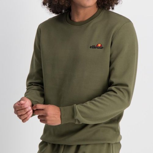 ELL865OL ELLESSE SWEAT TOP SMALL CHEST EMBROIDERY ELW20 005A 8