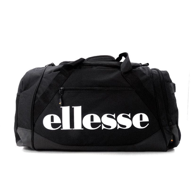ellesse basic duffel bag black ell956b 3a3