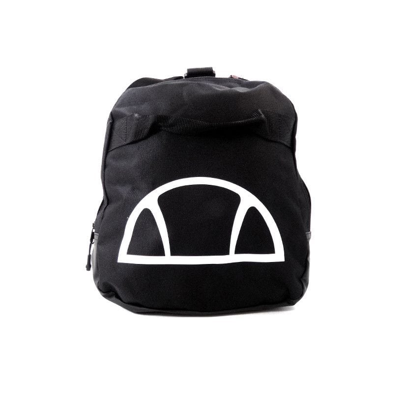 ellesse basic duffel bag black ell956b 5c7