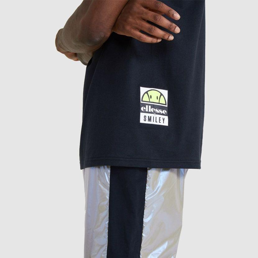 ellesse Castelrotto T shirt Black ELL913B v2