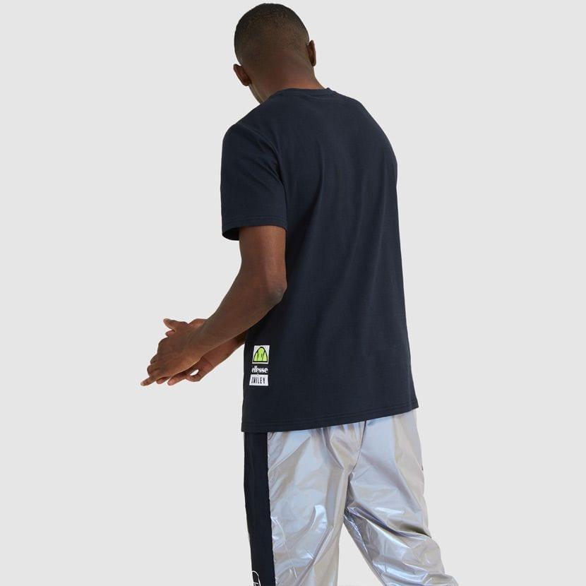 ellesse Castelrotto T shirt Black ELL913B v4