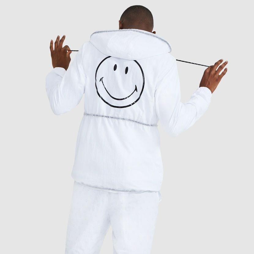 ellesse Corpus Hooded Jacket White ELL927W V5