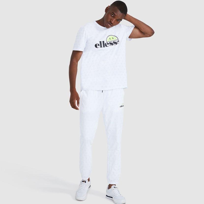 ellesse Feeta T Shirt White ELL912W V5