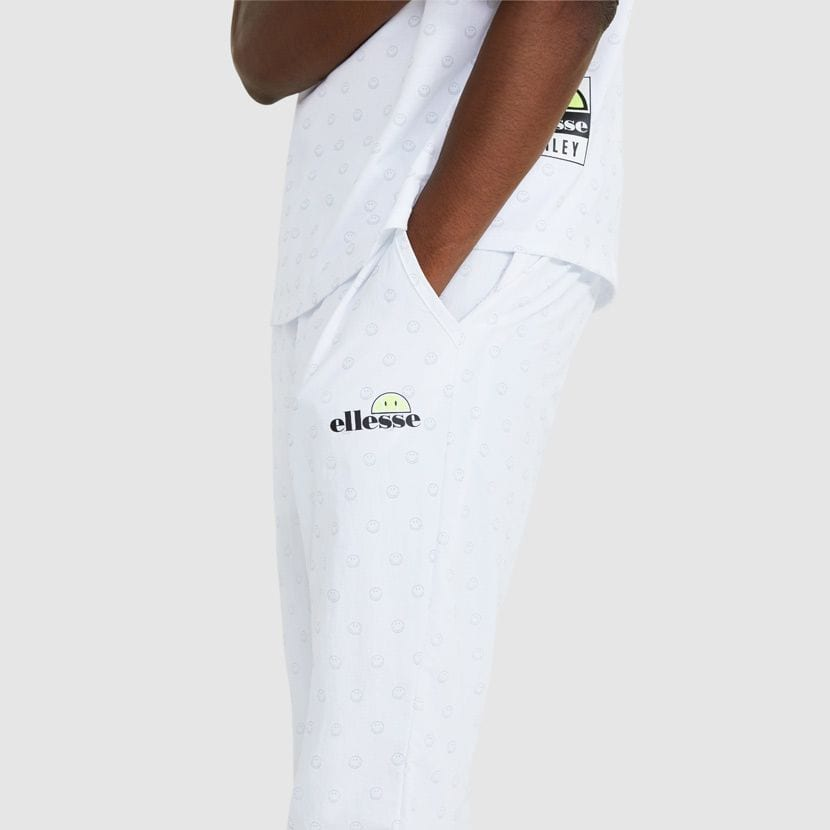 ellesse Repubblica Track Pants White ELL968W V3