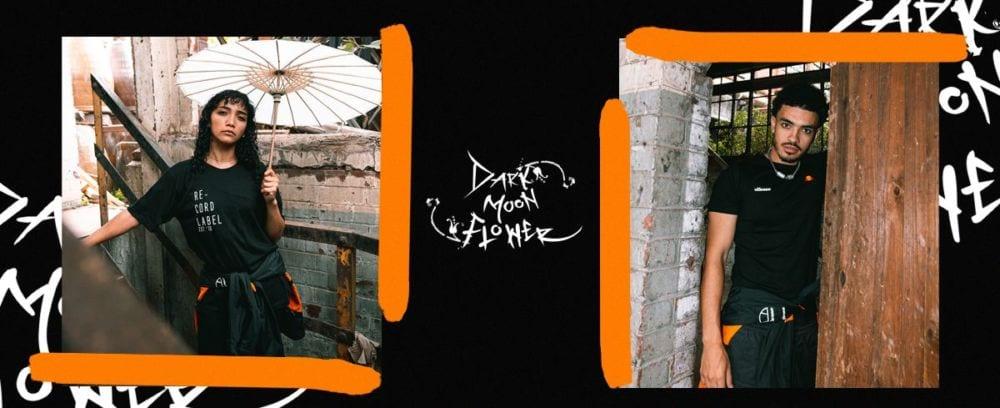 ellesse x Shane Eagle Dark Moon Flower Blog Image 2