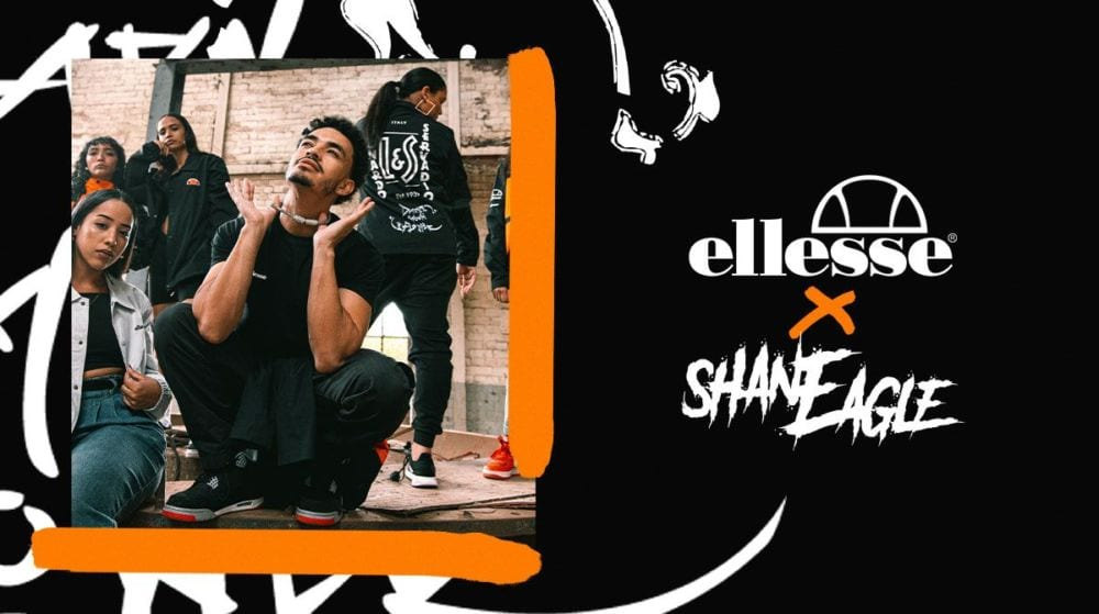 ellesse x shane eagle Blog Header